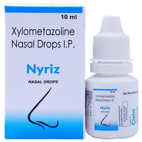 Xylometazoline-Nasal-Drop IP 1% w/v
