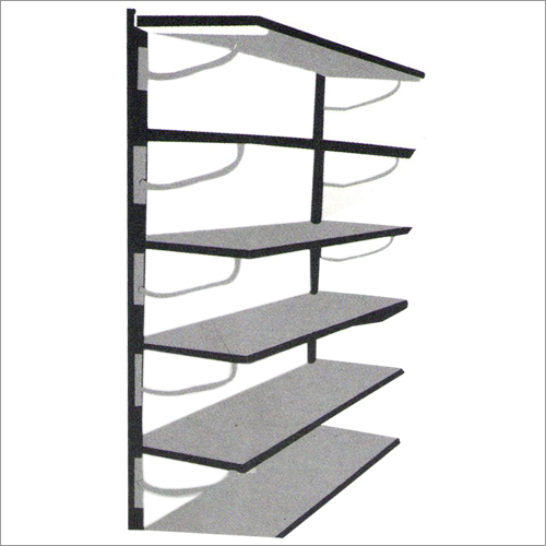 Mediquip Wall Mounted Storage Rack