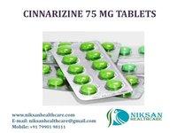 CINNARIZINE 25 MG TABLETS