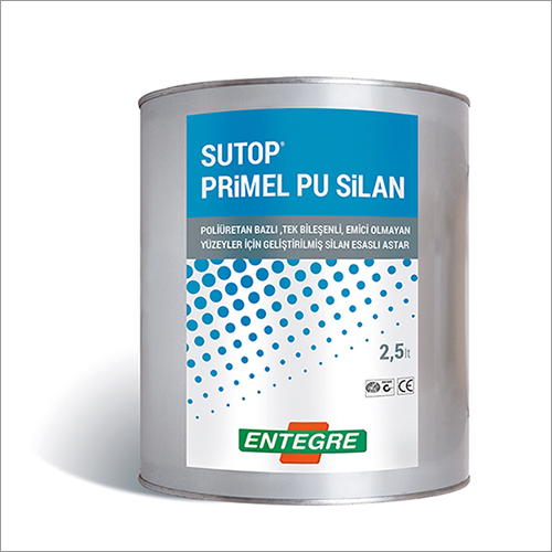 Polyurethane Based Single Component Silane Based Primer Developed For Non Absorbent Surfaces