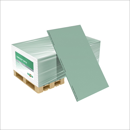 Gypsum Board with Increased Water and Moisture Resistance