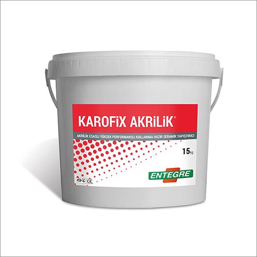Acryllic Based High Performance Ready Mixed Ceramic Adhesive