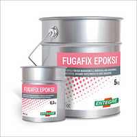 Epoxy Based High Strength Antibacterial Ceramic Adhesive and Joint Filler Resistant To Chemicals