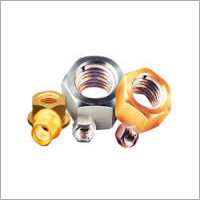 Gripcoil Lock Nuts