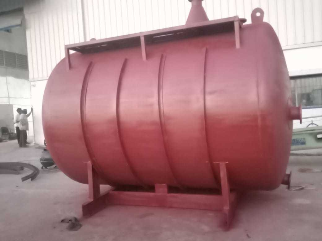 MS/SS Water Storage Tanks