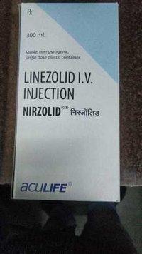 Nirzolid Injection