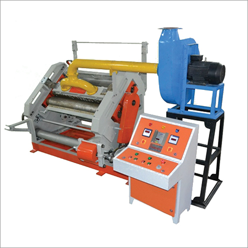 High Speed Bearing Mounted Fingerless Corrugation Machine
