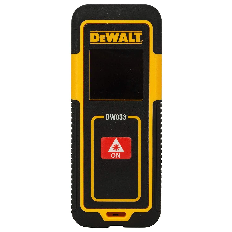 Laser Distance Miter Dewalt Dw033-xj-30 M