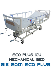 Eco Plus Icu Mechanical Bed (Sis 2001 Eco Plus)