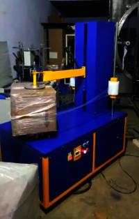 Box Wrapping Machine