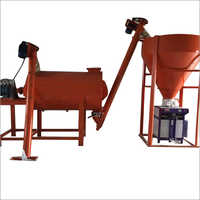 Wall Putty Plant Machine