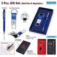 2 in 1 Gift Set - Ball Pen and Key Chain