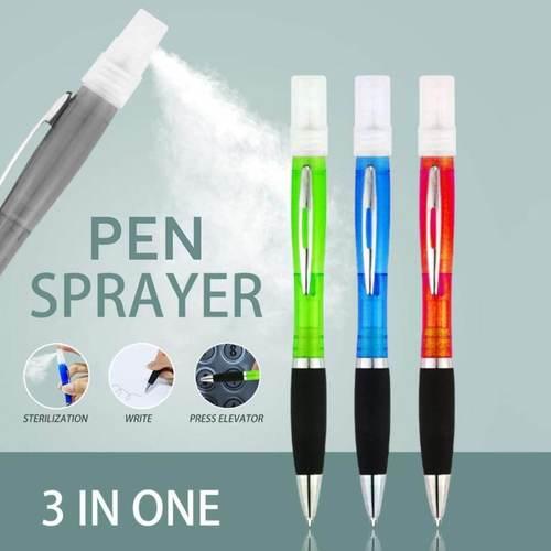 Pen Sanitizer Spray Bottle