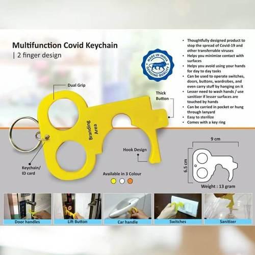 Multifunctional Covid Key