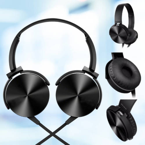 Extra Base Stereo Wired Headphone