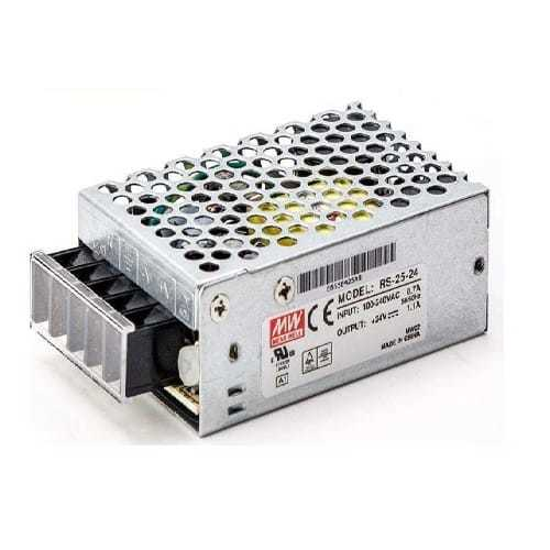 RS-25-24 MEAN WELL POWER SUPPLY SMPS