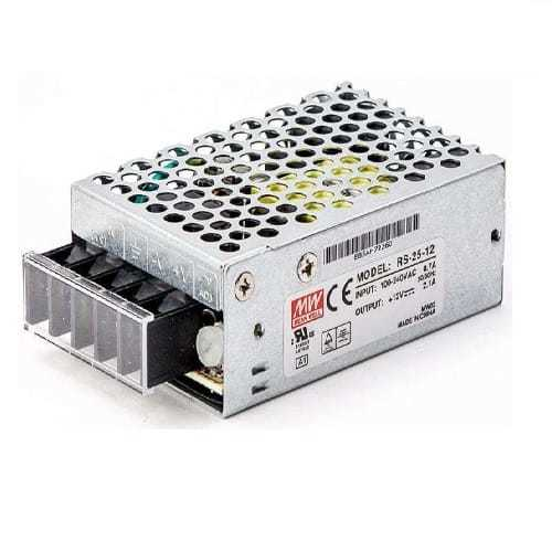 RS-25-12 MEAN WELL POWER SUPPLY SMPS