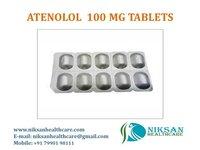 ATENOLOL 100 MG TABLETS