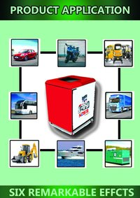 Koppa Bus Carbon Cleaner Machine