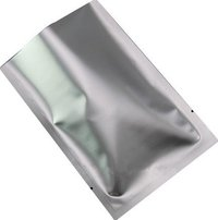 Aluminium Foil Pouch Aluminium Silver foil
