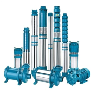 Borewell Submersible Water Pump