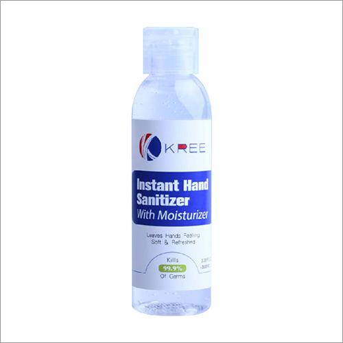 100ml Instant Hand Sanitizer with Moisturizer