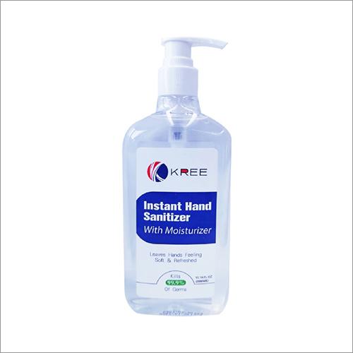 300ml Instant Hand Sanitizer with Moisturizer