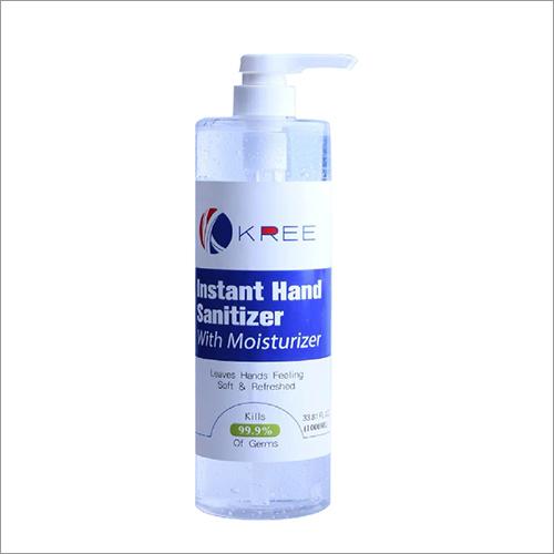 1000Ml Instant Hand Sanitizer With Moisturizer