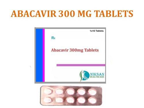 ABACAVIR 300 MG TABLETS