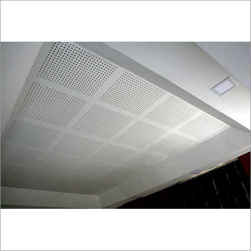 Perforated Ceiling Tiles