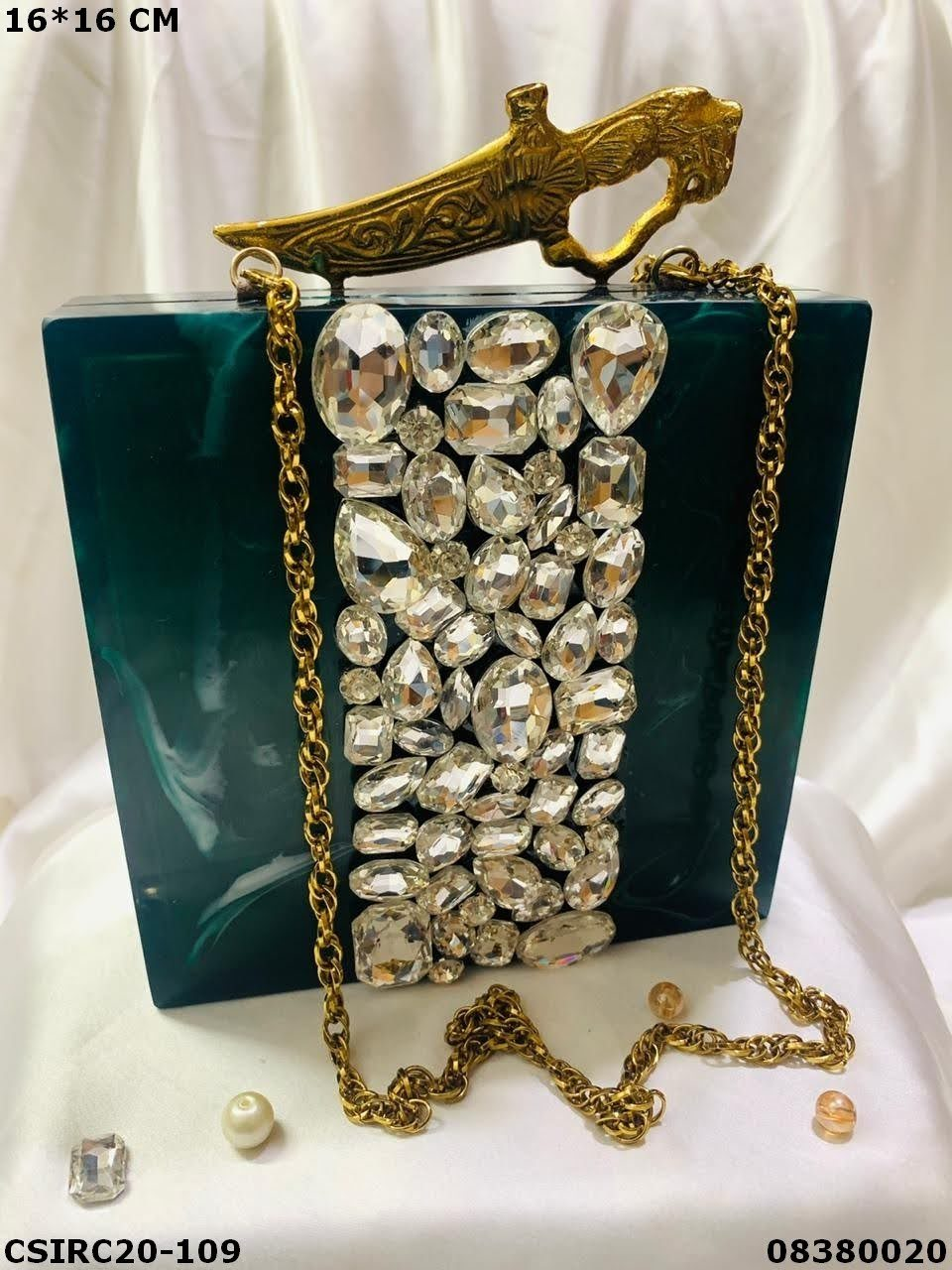 Exclusive Resin Clutches