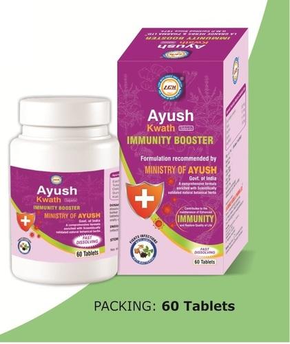 LGH Ayush Kwath Tablets