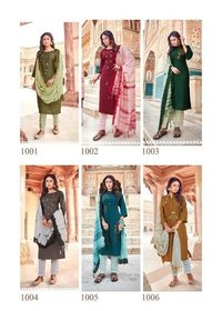 Padmani Vol-3 Moti Work Kurtis Set