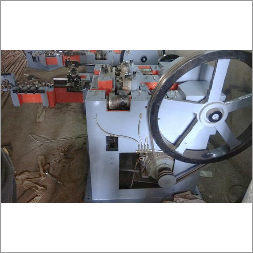 SAMIYA Heavy Duty Wire Nail Making Machine