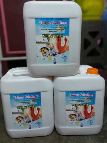 Tiruvalla Concentrated Laundry Liquid Detergent Gelzyme