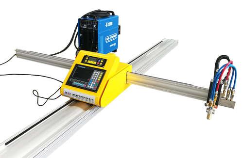 Portable Flame With Plasma Cutting Machine