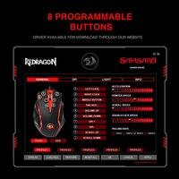 Redragon Samsara M902 16400 DPI Programmable Laser Gaming Mouse 1