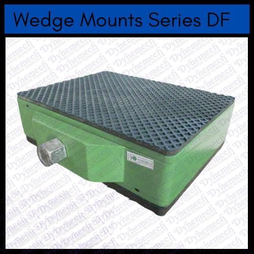 Wedge Mounts - Series DF Wedge Mounts Series DF (Free Standing)