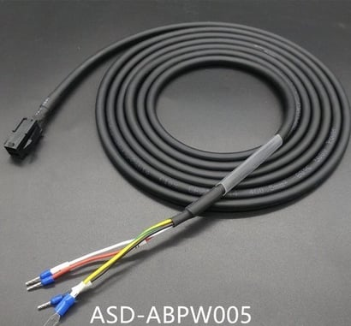 Power Cables for 200V-400V Servo Drives