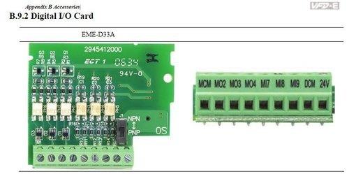 Delta Input Output Extension Card