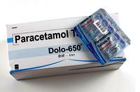 Paracetamol 250mg, 500mg, 650mg, 750mg Tablets