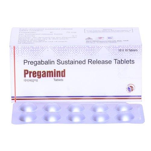 Pregabalin 75 mg Capsules