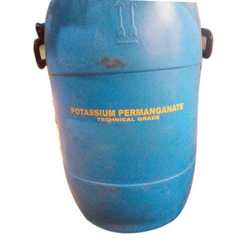 Liquid Potassium Permanganate