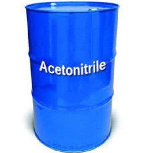 Liquid Acetonitrile Chemical