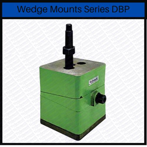 Dynemech Wedge Mounts, Series DBP ( Wedge-Mounts-Bolt on)