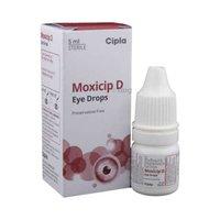 10ml Moxifloxacin & Dexamethasone-Eye-Drop