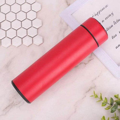 Smart Vacuum Insulated Water Bottle with LED Temperature Display