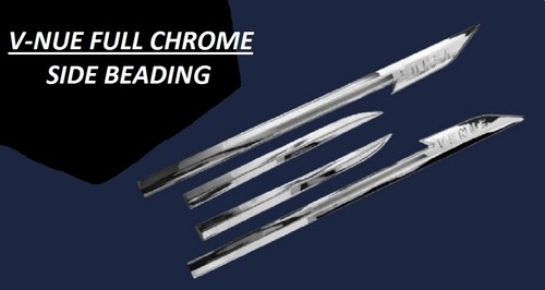 V-NUE Full Chrome Door Beading