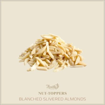Healthy Feast Blanched Slivered Almonds