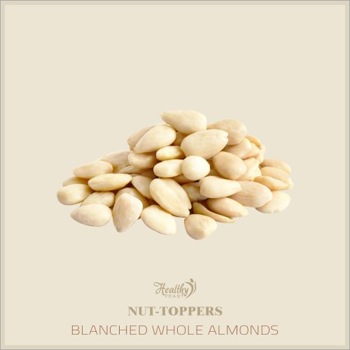 Healthy Feast Blanched Whole Almonds